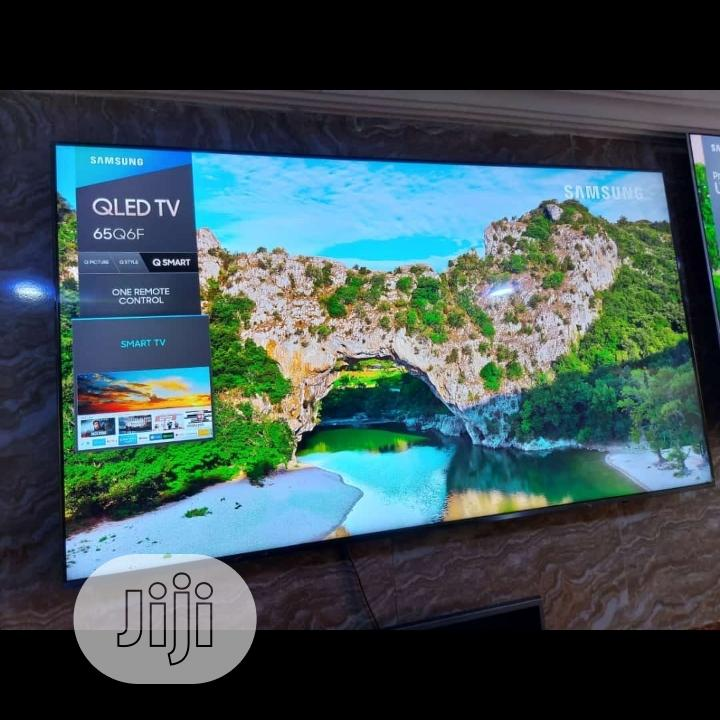 Samsung 65 Inches Qled 2018 Straight
