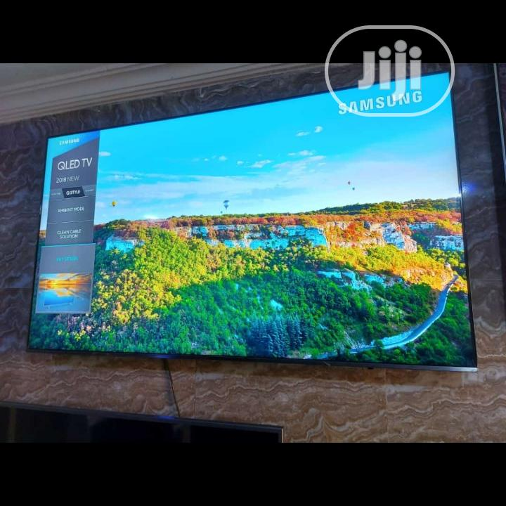 Samsung 65 Inches Qled 2018 Straight | TV & DVD Equipment for sale in Ojo, Lagos State, Nigeria