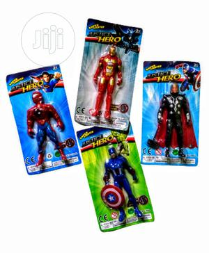 Kids Super Hero Action Figure | Toys for sale in Lagos State, Apapa
