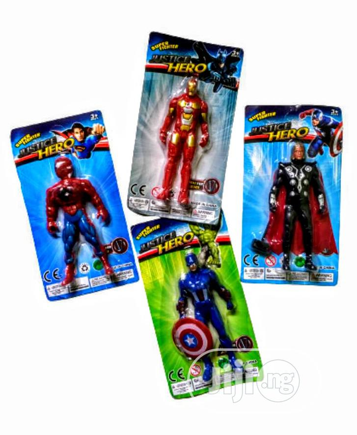 Kids Super Hero Action Figure