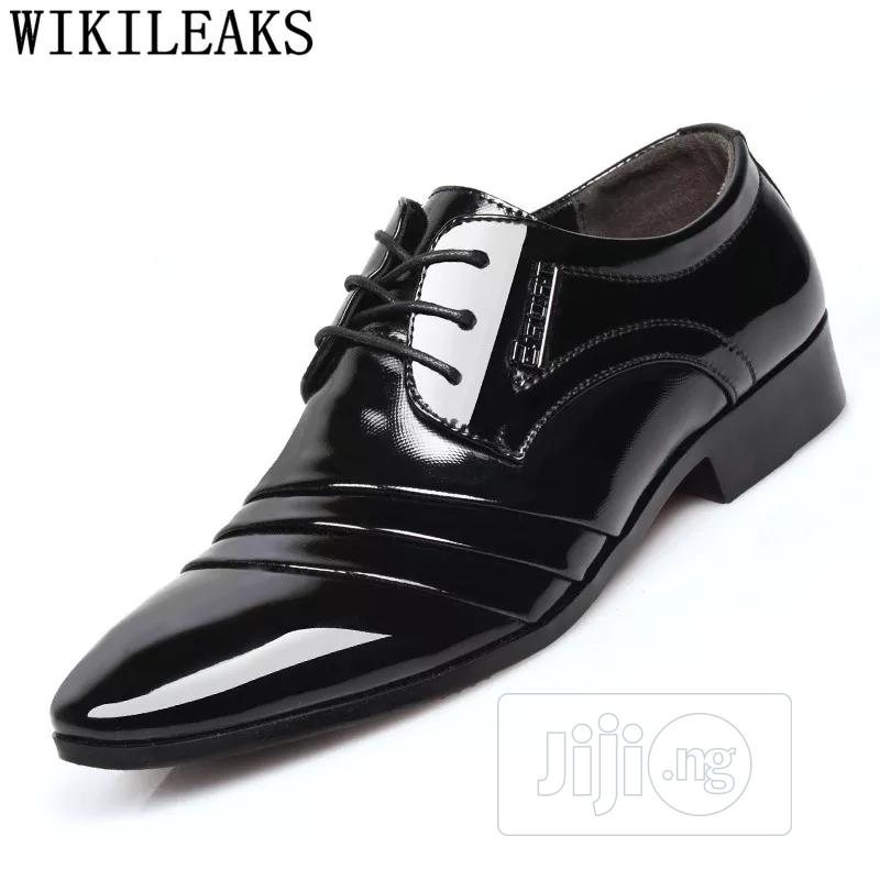 Archive: Quality Leather Shoe.