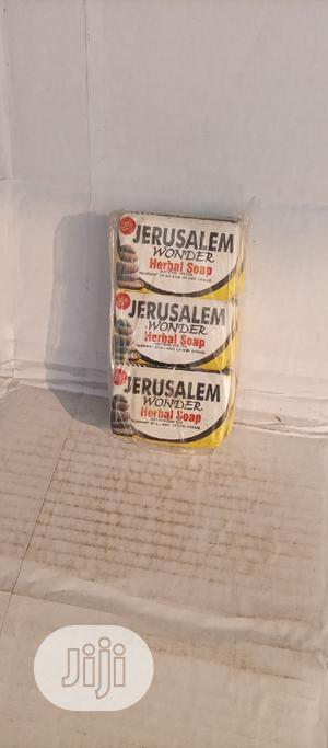 Jerusalem Wonder Herbal Soap | Bath & Body for sale in Lagos State, Amuwo-Odofin