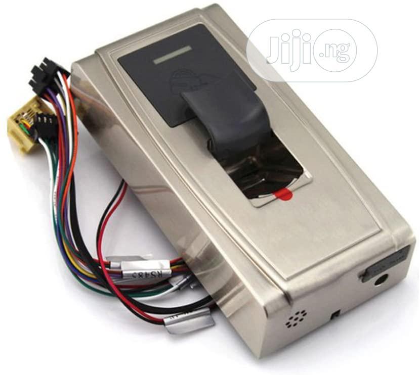 Archive: MA300 Fingerprint Capacity Access Control