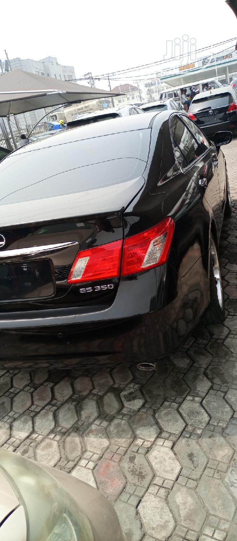 Lexus ES 2009 350 Black | Cars for sale in Lekki, Lagos State, Nigeria