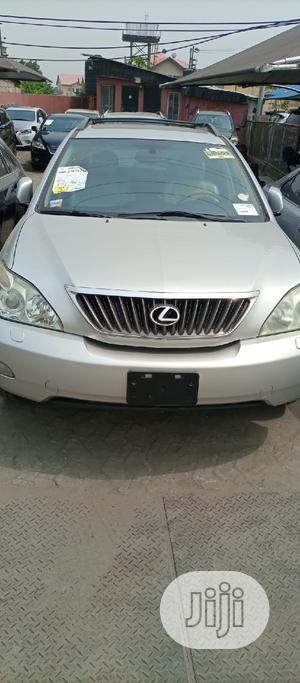 Lexus RX 2009 Silver | Cars for sale in Lagos State, Lekki