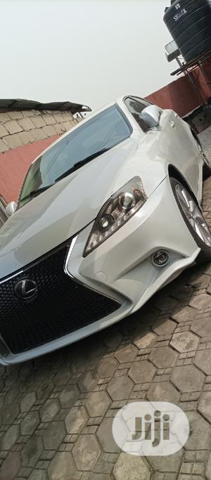 Lexus IS 2009 250 4WD White | Cars for sale in Lagos State, Orile