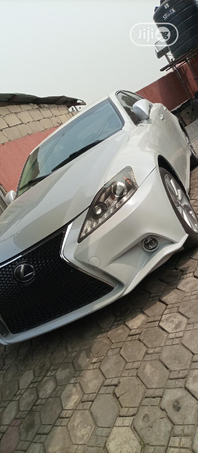 Lexus IS 2009 250 4WD White