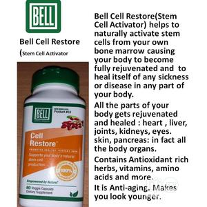 Cell Restore (Stem Cell Activator), Amazing Self Healing | Vitamins & Supplements for sale in Lagos State, Ikeja