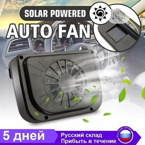 Solar Power Auto Fan | Vehicle Parts & Accessories for sale in Lagos State, Maryland