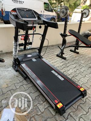 2.5hp Treadmill GERMAN MACHINE   Sports Equipment for sale in Lagos State, Ikoyi