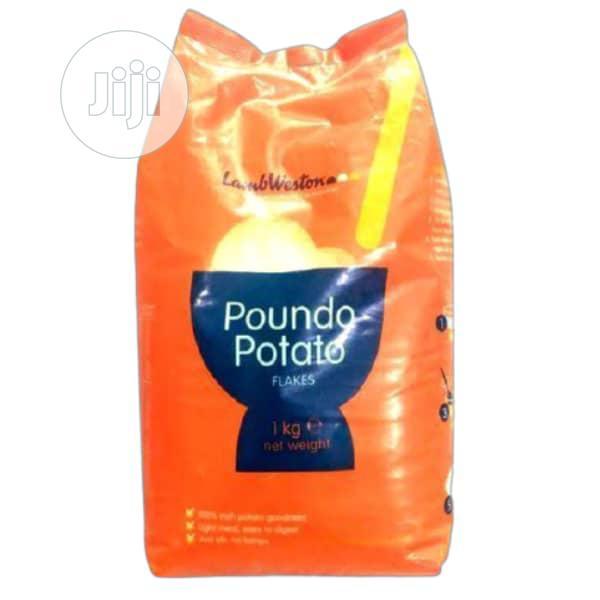 Potato Poundo