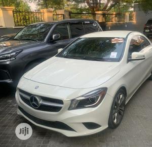 Mercedes-Benz CLA-Class 2016 Base CLA 250 AWD 4MATIC White   Cars for sale in Lagos State, Amuwo-Odofin