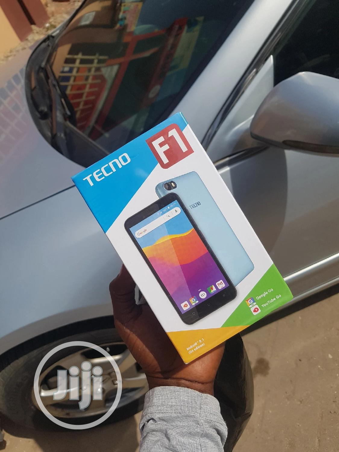 New Tecno F1 8 GB Other | Mobile Phones for sale in Wuse 2, Abuja (FCT) State, Nigeria