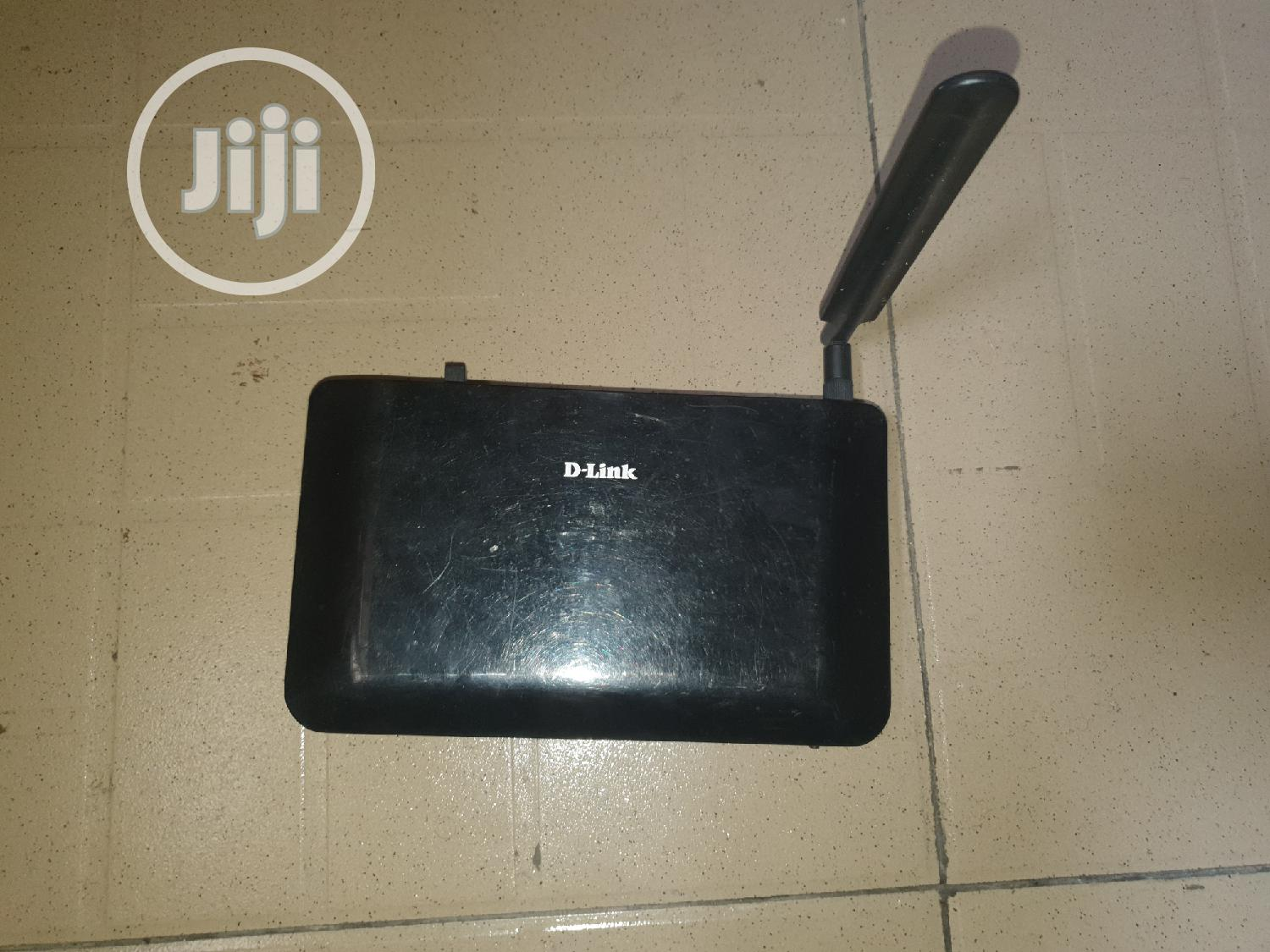 Archive: D-link Universal Router. As Good As Brand New