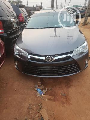 Toyota Camry 2015 Gray | Cars for sale in Lagos State, Ikorodu