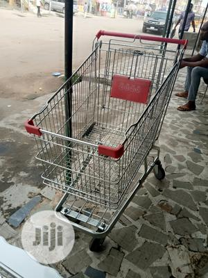 Supermarket Trolley 60 Liters | Store Equipment for sale in Lagos State, Ikeja