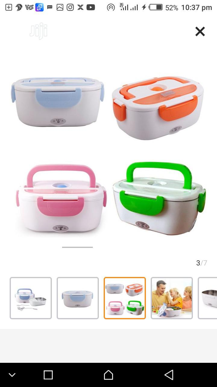 Electric Lunch Box | Kitchen & Dining for sale in Ifako-Ijaiye, Lagos State, Nigeria