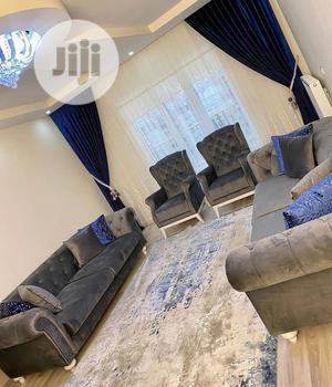 Complete Set Sofa 3,2,1,1 | Furniture for sale in Lagos State, Victoria Island