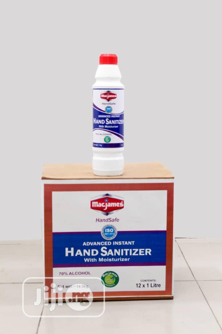 Sanitizer Disinfectant