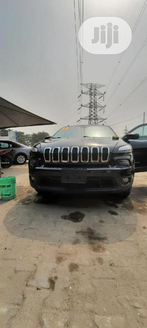 Jeep Cherokee 2015 Black | Cars for sale in Lagos State, Ajah