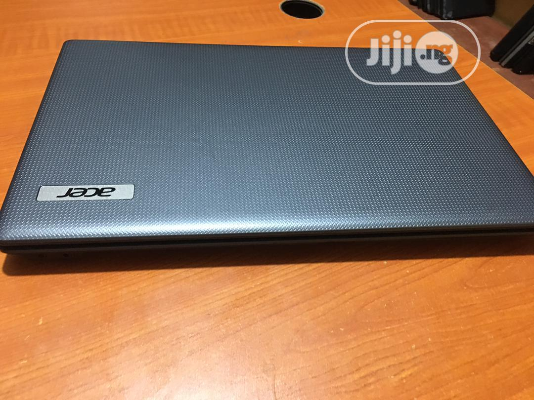 Laptop Acer Aspire 5349 4GB Intel Celeron HDD 500GB | Laptops & Computers for sale in Ikeja, Lagos State, Nigeria
