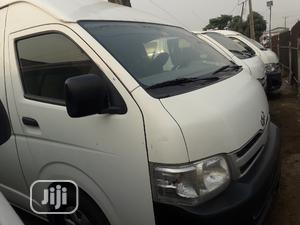 Foreign Used Toyota Hiace 2015   Buses & Microbuses for sale in Lagos State, Isolo