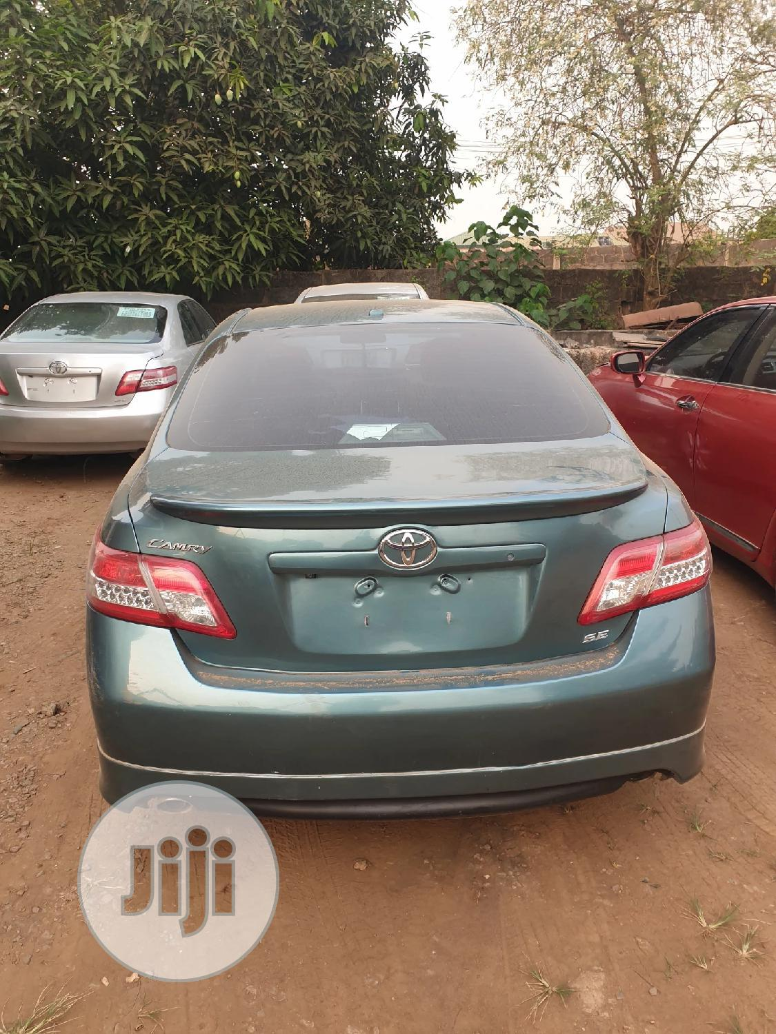 Toyota Camry 2011 Green   Cars for sale in Alimosho, Lagos State, Nigeria