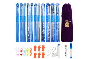 Knitting Needles Sets Crochet Hooks   Arts & Crafts for sale in Lagos State, Abule Egba