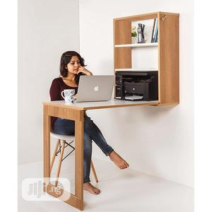PC Foldable Wall Mounted Storage Dining Table Cabinet | Furniture for sale in Lagos State, Maryland