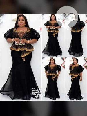 Quality Stoned Turkey Long Dress | Clothing for sale in Abuja (FCT) State, Wuse