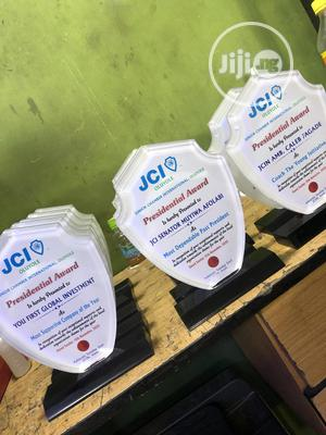 Award Acrylic | Arts & Crafts for sale in Lagos State, Mushin