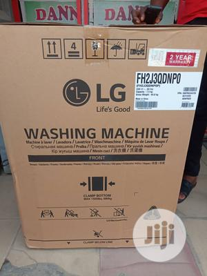 Quality LG Washing Machine,Front Load 7.5kg | Home Appliances for sale in Lagos State, Magodo