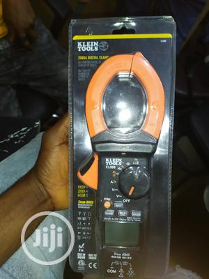 Klein Tools 2000amps AC-DC Digital Clamp | Measuring & Layout Tools for sale in Lagos State, Ojo