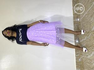 Little Daisy Mesh Skirt   Clothing for sale in Delta State, Oshimili South