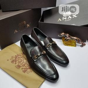 Anax Uk Men Leather Loafers | Shoes for sale in Lagos State, Lagos Island (Eko)