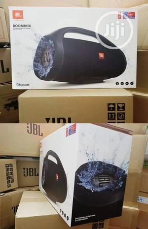JBL Boombox (UK Version)   Audio & Music Equipment for sale in Lagos State, Lekki
