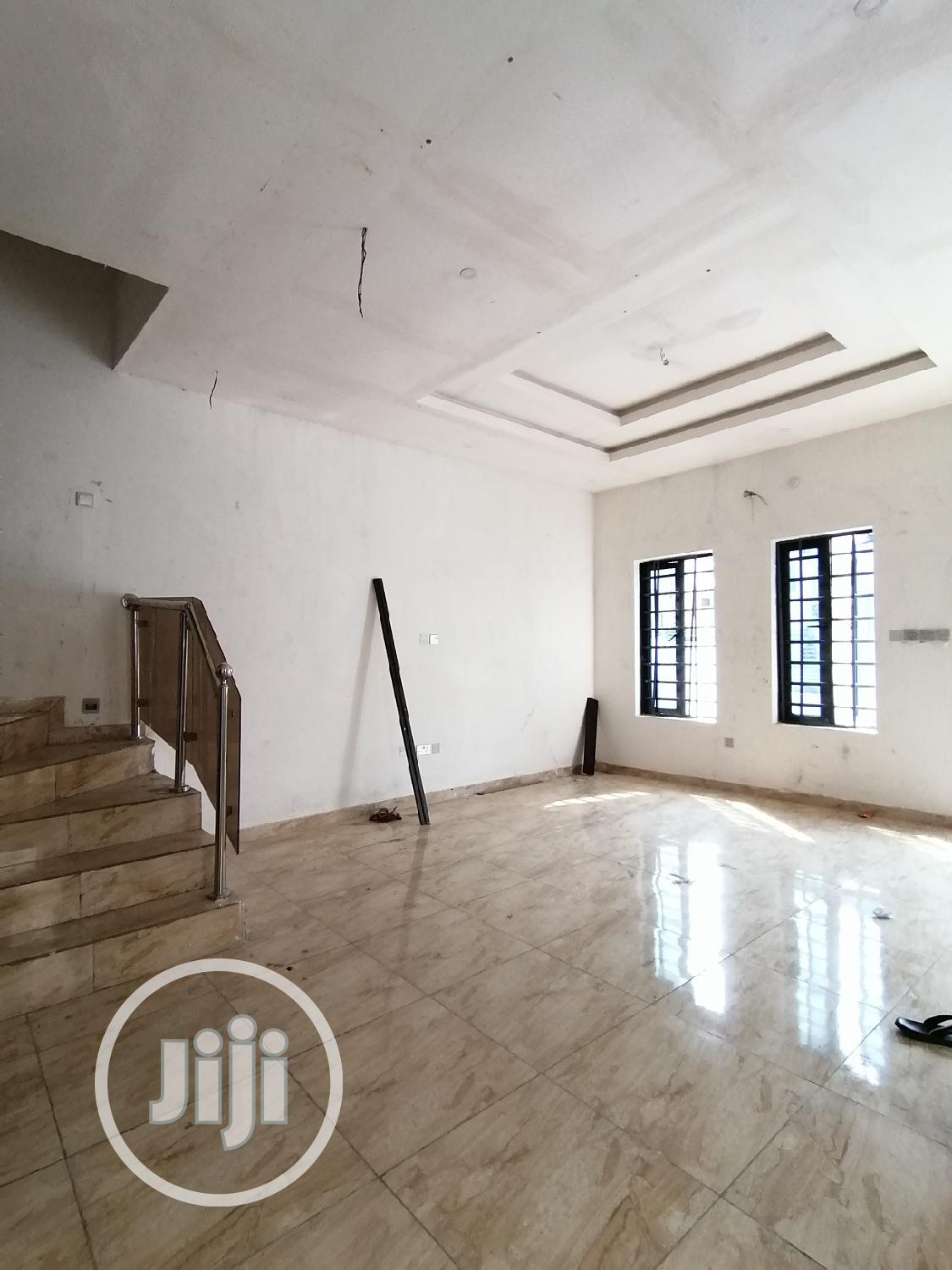Fully Detached Duplex With a Room Bq 4 Bedroom | Houses & Apartments For Sale for sale in Lekki, Lagos State, Nigeria