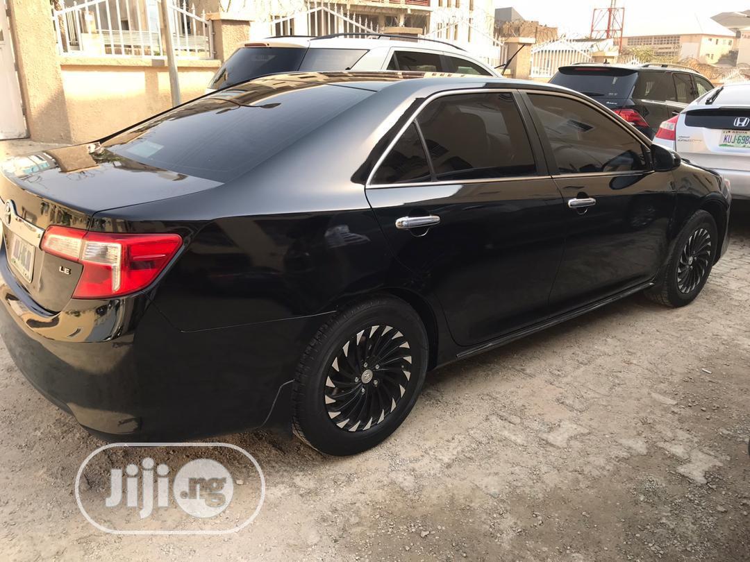 Toyota Camry 2013 Black | Cars for sale in Gwarinpa, Abuja (FCT) State, Nigeria