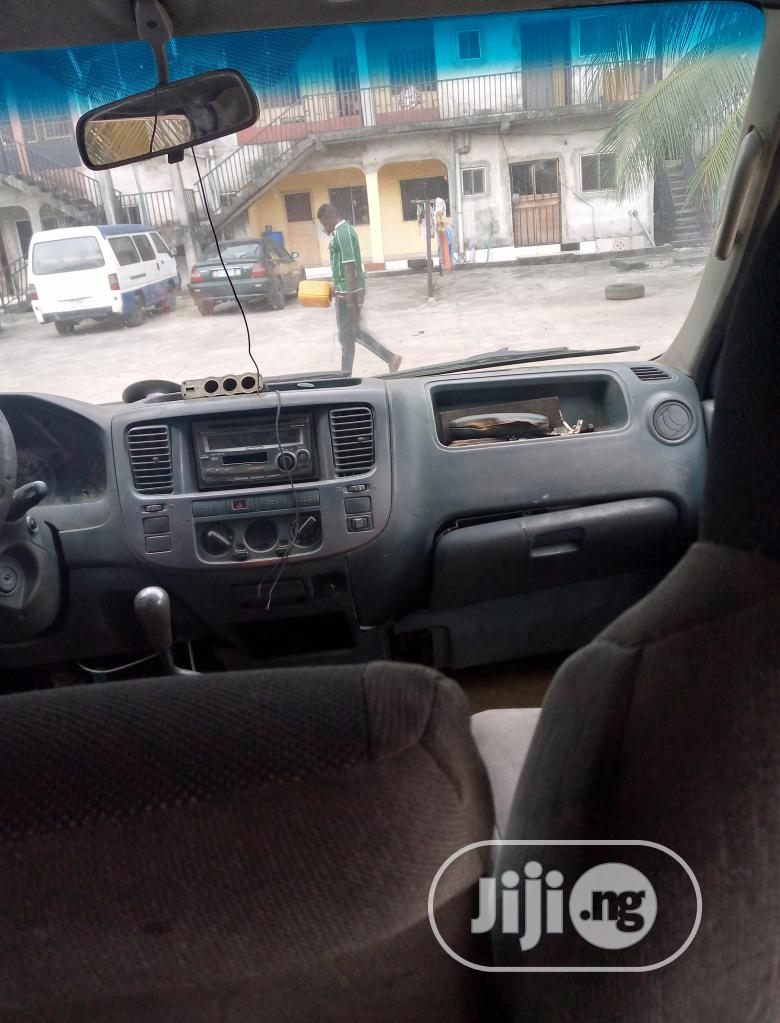 Nissan Hummer Bus 2002   Buses & Microbuses for sale in Port-Harcourt, Rivers State, Nigeria