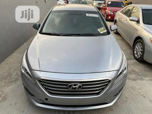 Hyundai Sonata 2016 Gray | Cars for sale in Lagos State, Ikeja