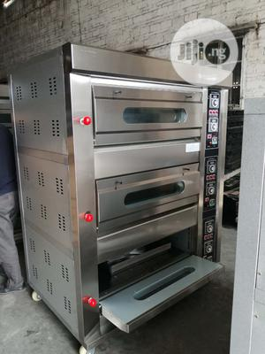 9 Tray Gas Oven | Industrial Ovens for sale in Lagos State, Ojo