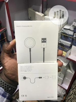 Wireless Magnetic Charger For Apple Watches | Accessories & Supplies for Electronics for sale in Lagos State, Ikeja