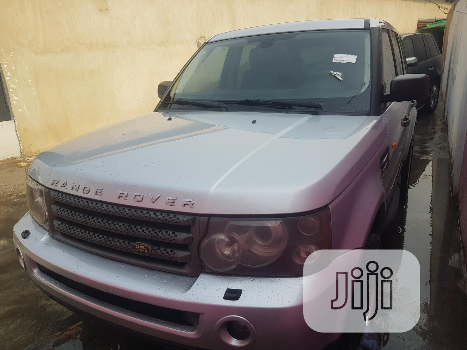 Archive: Land Rover Range Rover Sport 2005 Silver