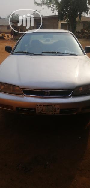 Honda Accord 2000 Silver | Cars for sale in Ogun State, Sagamu
