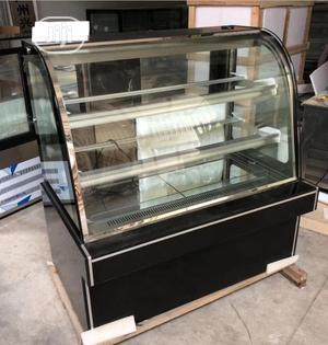 Marble Standing Cake Display Chiller 4feet | Kitchen Appliances for sale in Lagos State, Ojo