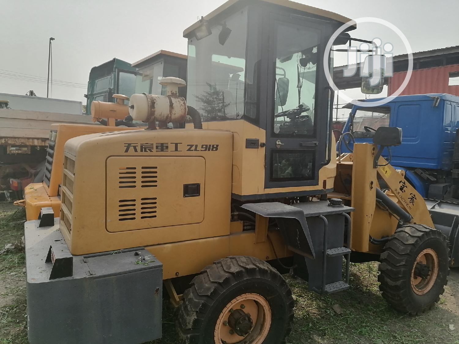 2014 Baochenmini Payloader Z918 | Heavy Equipment for sale in Surulere, Lagos State, Nigeria