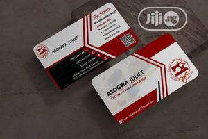 Business Cards Design and Print   Computer & IT Services for sale in Lagos State, Alimosho