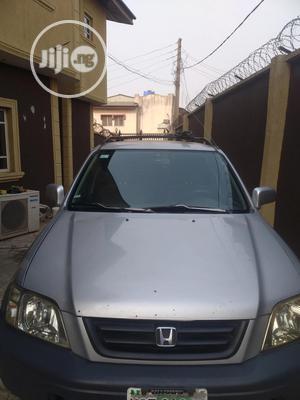 Honda CR-V 2000 2.0 Silver   Cars for sale in Lagos State, Ifako-Ijaiye