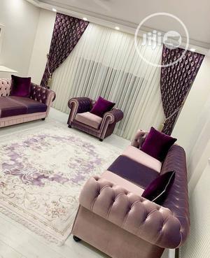 Complete Set Sofa | Furniture for sale in Lagos State, Victoria Island