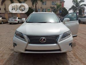 Lexus RX 2015 350 AWD White   Cars for sale in Delta State, Oshimili South